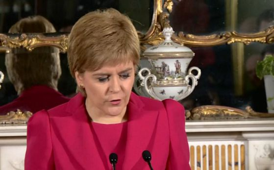 Шотландия ще проведе втори референдум за отделяне от Великобритания