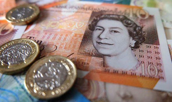 Паундът и валутите на развиващите се пазари се понижават